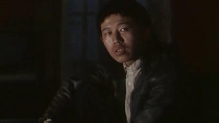 《轮回》  雷汉遭流氓 被电钻弄伤腿流血