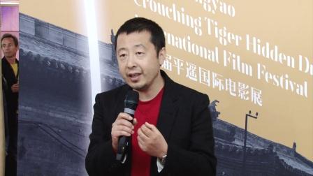 黄晓明戛纳找赵涛求合影 徐峥自曝演贾樟柯的戏台词自己编
