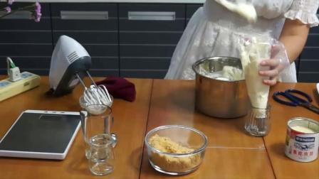 木糠杯的制作