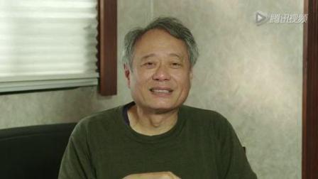 《对风说爱你》花絮 导演李安力挺电影