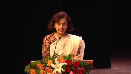 印度主宾国形象展开馆 中印论坛印度电影展映活动同日举行