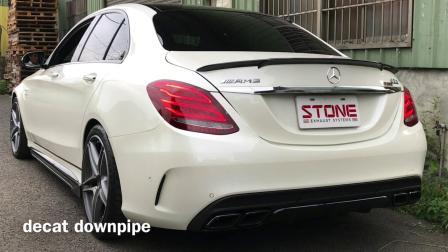 Mercedes Benz W205 M177 C63S