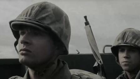 《父辈的旗帜》  美军万人登岛遭日军重火力戮