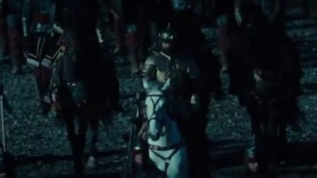 《德古拉元年》  蝙蝠大军裹挟众敌 爱妻坠崖求解脱
