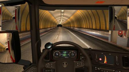 欧洲卡车模拟2 一带一路 【第三期】 极速快递