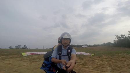 莲花山飞行体验