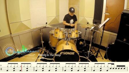 架子鼓教学-架子鼓视频-架子鼓教程-架子鼓基本练习-Rolling