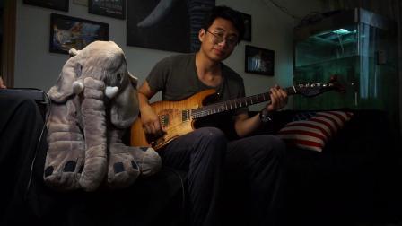 Emotive Rock Solo(爱酱jam第十六期结尾)-李得Redd LI(Backing Track by Jack Thammarat)