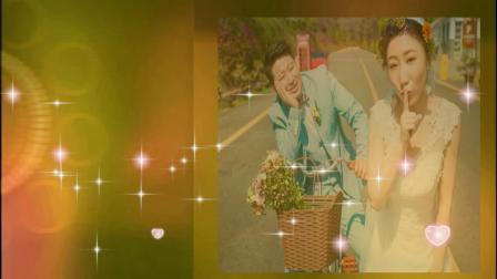 贺显 冰菲婚礼2