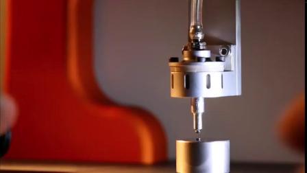 无接触悬浮5G重力加速度自动归正 纳米工业机器人 瑞士洛桑理工 Touchless Automation