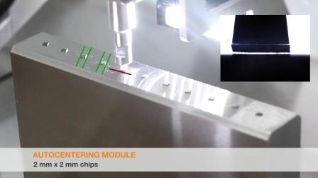 无接触 自动矫正 纳米工业机器人 洛桑理工Touchless Automation