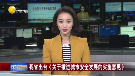 辽宁新闻 2018 引进新技术  挖掘新人才  搭建千亿汽车城