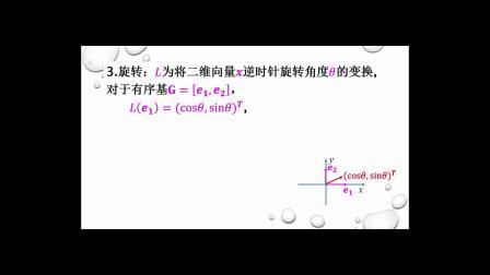 34(1)线性变换的几何意义