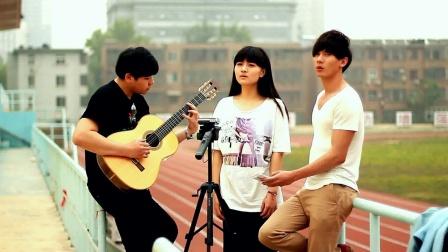 吉他弹唱 我们不是说好了吗(郝浩涵、玖兕、大东)
