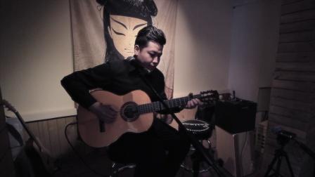 吉他弹唱 开场曲+出口(郝浩涵和周韵)