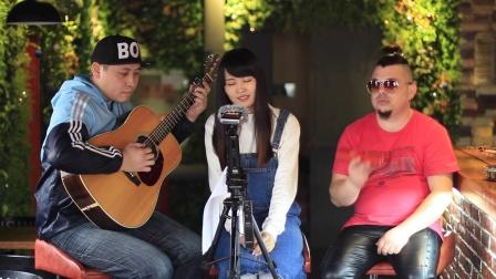 吉他弹唱 想唱就唱(郝浩涵、周韵、保罗)