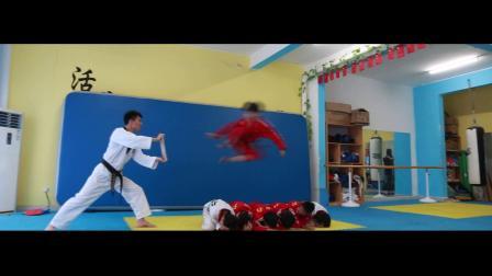 活力跆拳道2018微电影预告