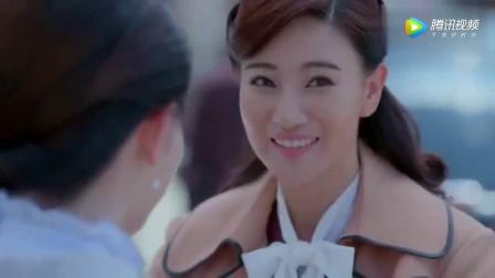 卧底准备在火车站狙杀日本女特务, 女特工阻止了他!