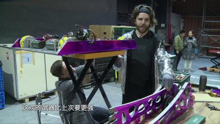 这!就是铁甲:全球最牛机器人重新组装,这内部构造谁也看不懂!