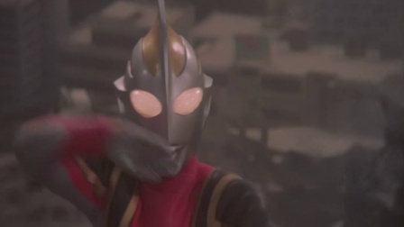 《迪迦奥特曼 戴拿奥特曼 盖亚奥特曼 超时空大决战》迪迦戴拿盖亚超时空联手 决战怪兽