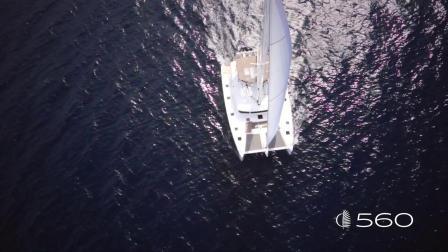 蓝高双体船 - 蓝高560(Lagoon 560)