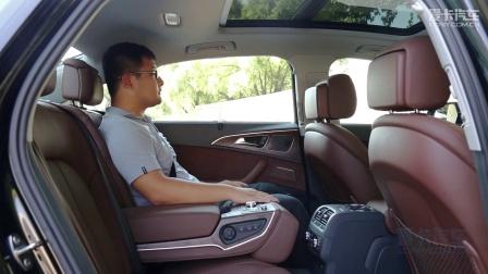 【全车功能展示】奥迪A6L 乘坐体验展示—爱卡汽车