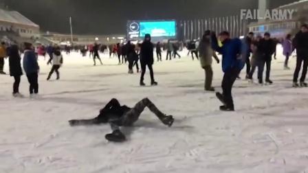 [K分享] 冬天就是要玩雪!碉堡傻缺失误合集