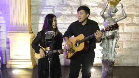 吉他弹唱 Venus(郝浩涵和Queenie)