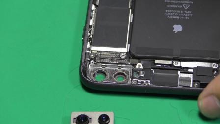 iPhone手机如何更换后置摄像头