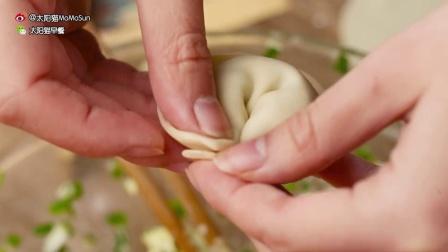 太阳猫早餐 第一季 中国饺子包法大全都在这里了 232