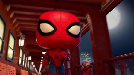 蜘蛛侠:英雄归来 蜘蛛侠系列最丑没有之一,大多数人竟没有见过!