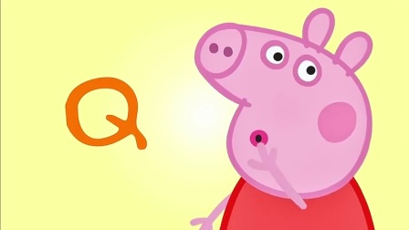 Peppa Pig ABC Alphabet Phonic Song - Learn English Alphabet with Peppa Pig World