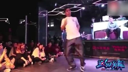 这!就是街舞 第一季 【街舞达人】台湾震感舞大王田一德酷炫街舞秀高能混剪