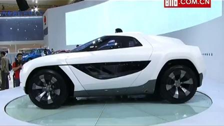 [荐]2009上海车展 长安e301概念车