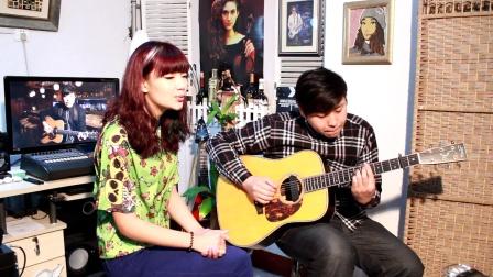 吉他弹唱 别找我麻烦(郝浩涵和楠楠)
