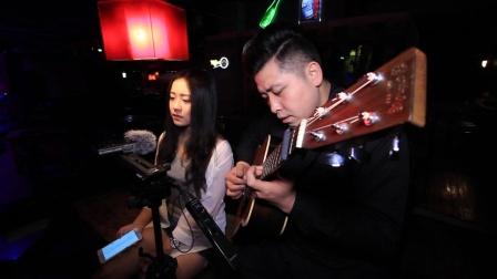 吉他弹唱 爱(郝浩涵和珂妍)