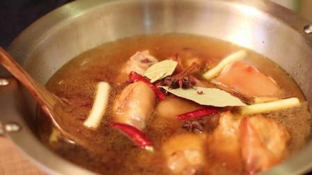 胶原蛋白来啦~2分钟,miu教你做一锅糯香且酥烂入味的黄豆焖猪蹄(下)