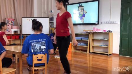 大班  美术欣赏动画片《葫芦娃》