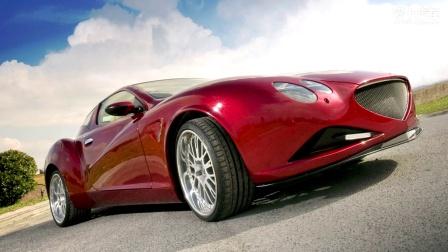 Faralli Mazzanti Vulca S 打造极致超级跑车