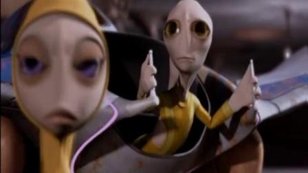 《塔拉星球之战》 堪称动画版《阿凡达》预告片