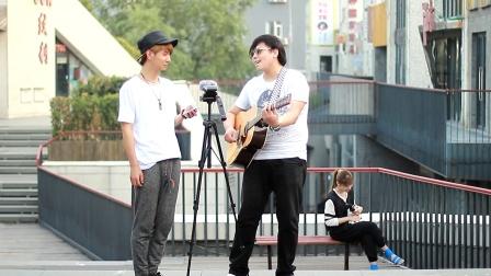 吉他弹唱 萧敬腾《海芋恋》(郝浩涵和许峰)