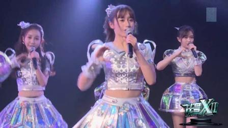 SNH48 XII队首场原创公演《代号XII》前四首歌