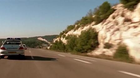 《的士速递3》 史泰龙客串 纳塞利极速飞车