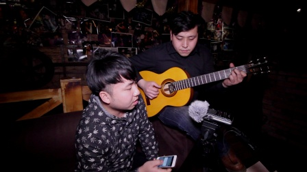 吉他弹唱 彩虹(郝浩涵和张强)