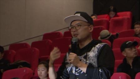 现场:张亚东献声电影《至爱梵高》 梁静观影后伤感到泣不成声