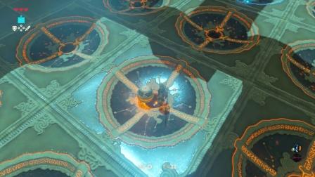 【转载电竞恶犬安必信】《塞尔达传说荒野之息》全神庙攻略  - 7.希贝·尼亚斯神庙——双子的记忆