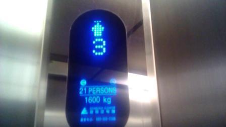 人民医院新区门诊楼电梯