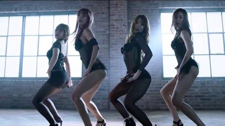 [杨晃]禁播!韩国最色内衣女团4L最新火辣舞曲 Move