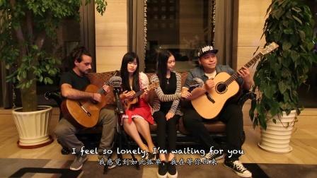 吉他弹唱 Lemon tree(Fabrizio、白桦树娃娃、丹妮)