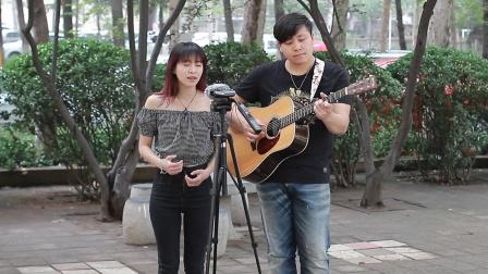 吉他弹唱 爱似水仙(郝浩涵和孙小猴)